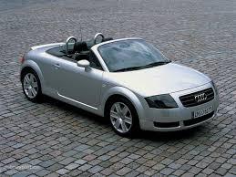 AUDI TT Roadster specs - 1999, 2000, 2001, 2002, 2003, 2004, 2005 ...
