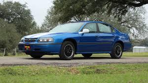2003 Chevrolet Impala | F70.1 | Houston 2016
