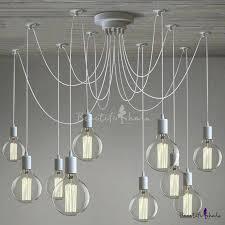 multi pendant lighting kitchen gracefully white light industrial style multi light pendant swag pendant lighting