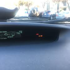 Problem Light Prius 2013 Prius Brake Dash Lights On Traction Brake Abs