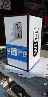 Piso Wifi Vending Machine Awesome Piso Wifi Vendo Box With Accessories Jaaz Piso Wifi