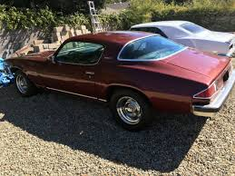 Escape From California: 1976 Chevrolet Camaro