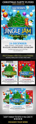 Work Christmas Party Flyers Christmas Party Flyer Templates Microsoft Free Printable Christmas