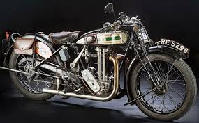 vintage custom motorcycle of the month at cyril huze post custom