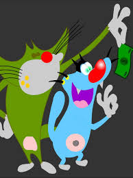 Oggy Neko And Jack wallpaper by ...