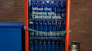 The Cleveland Browns Finally Won And Bud Light Victory