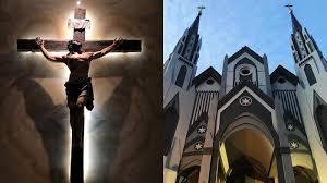Anda merasa ada jadwal yang kurang tepat ? Link Live Streaming Misa Minggu Palma Dan Jadwal Pekan Suci Gereja Katedral Samarinda Via Youtube Halaman All Tribun Kaltim