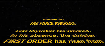 epicstream apparently though there s one thing that many sites have failed to point out and it concerns one of the major traditions in the star wars franchise the