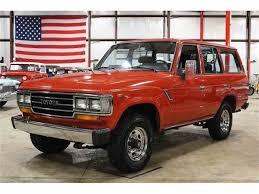 1990 Toyota Land Cruiser FJ for Sale | ClassicCars.com | CC-1068067