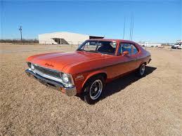 1972 Chevrolet Nova for Sale | ClassicCars.com | CC-1049325