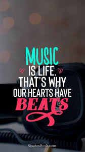 Best Music Quotes Awesome Best Music Quotes Page 48 QuotesBook