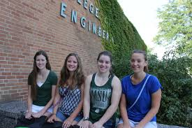 record freshman class nears 1 400 college of engineering msu engineering is welcoming about 260 women freshmen a significant rise among female students in