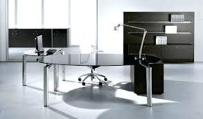 desks for office. Office Glass Desks Stylish Intended For E