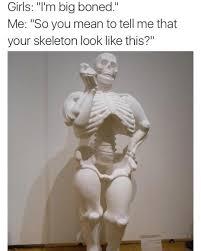 Bone my fat ass