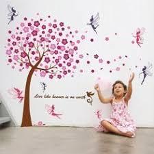 baby girl nursery wall stickers uk