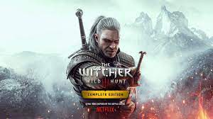 """The Witcher on Twitter: """"The Witcher 3: Wild Hunt next-gen update is coming  to PS5, Xbox Series X/S, and PC this year! Here's a sneak peek of our  updated cover art. Spoiler"""