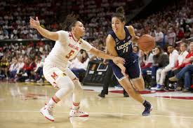 maryland women s basketball vs uconn final score with 3 things to know from the terps 87 81 loss