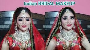 indian bridal makeup in hindi do bridal makeup at home shystyles