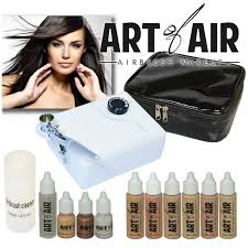 dinair airbrush makeup kit in india