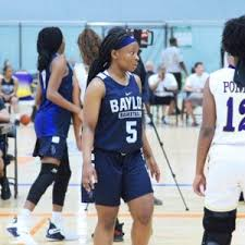 2020 Alycia Patterson is head to KSU • Baylor Basketball