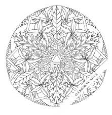 Printable Flower Coloring Pages For Adults Coloring Page For ...