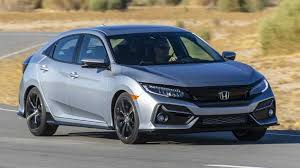 Honda Civic Speaker Size Chart 2020 Honda Civic Hatchback Gets Mild Update Small Price Bump