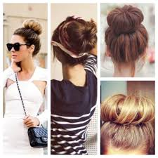 Sock Bun Hair Style Sock Buns 101 Samosa Pop Fashion Inspiration For Your Closet 5078 by wearticles.com