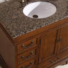 Bathroom Vanity Granite 36 Perfecta Pa 135 Bathroom Vanity Single Sink Cabinet English