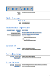 Gallery Of Engineer Resume Template How To Write Resume Templates