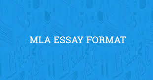 how to write a paper in mla essay format updated for