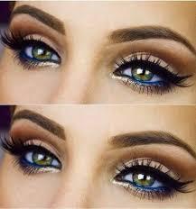 9 color glitter eye shadow palette set and maa eye makeup blue dressdramatic