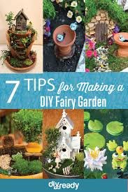 Fairy Garden Pictures How To Make A Fairy Garden Diy Projects Craft Ideas How Tos For