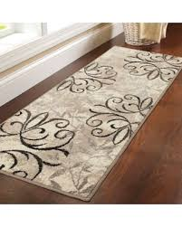 better homes and gardens iron fleur area rug. Delighful Fleur Better Homes And Gardens Iron Fleur Area Rug Or Runner Throughout And