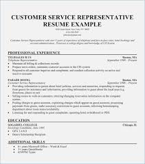 Resume Objective For Call Center