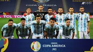 Argentina | Road to Final Copa America 2021 - YouTube