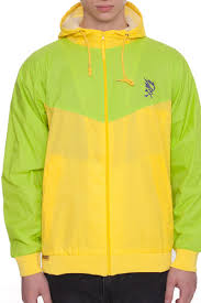 <b>Ветровка PYROMANIAC Tropica</b> Windbreaker (Lime/Yellow, S ...