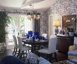COLOR WATCH TRUE BLUE A DESIGNER CUE ON HOW TO PROPERLY USE - Asian inspired dining room