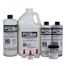 foam latex kit 1 gallon prosthetic monster makers