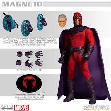 X-Men Magneto One:12 Collective Action Figure-MEZ77140-MEZCO TOYZ Toys &  Hobbies TV, Movie & Video Games