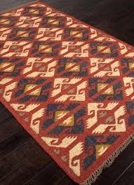 southwestern style outdoor rugs best images on ranch decor southwest