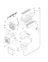 Wiring diagram for whirlpool refrigerator