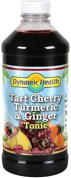 Dynamic Health Tart Cherry Juice Tonic with Turmeric ... - Amazon.com