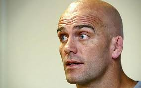 Back to the day job: John Mitchell expected to return to work despite being stabbed twice by intruders at his house on Saturday night Photo: GETTY IMAGES - mitchellget_1736296c