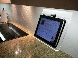 The Original Kitchen iPad Rack