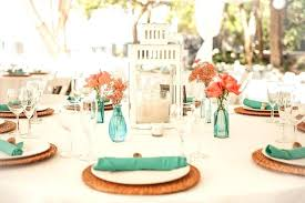 rustic wedding centerpieces for round tables simple wedding centerpieces for round tables beach wedding table decorations