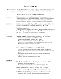 Collection Of Solutions Food Runner Resume Charming Food Prep
