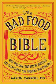 bol.com | The Bad Food Bible, Aaron Carroll | 9781328505774 | Boeken