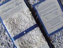 wedding invitation ideas cheap blue wedding invitations ribbon White And Blue Wedding Invitations cheap blue wedding invitations ribbon combined with lovely white pearl beads accessories and elegant white cheap wedding invitations ribbon royal blue and white wedding invitations
