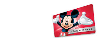 send a disney gift card egift personalized cards now with disney gift