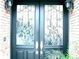 front door stained glass inserts oceanainvestmentsco glass inserts for front doors glass inserts for entry doors
